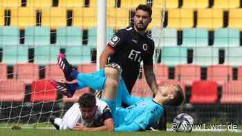 Fußball, 3. Liga: Viktoria Köln verliert zum Saisonauftakt beim Drittliga-Neuling Viktoria Berlin