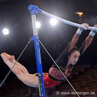 Live - Team België gaat naar finale gymnastiek op de Olympische Spelen