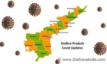 Andhra Pradesh: 2252 new coronavirus cases and 15 deaths registered in the state today - The Hans India