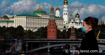 Rusia volvió a superar los 700 muertos por coronavirus debido a la variante Delta - La Voz del Interior