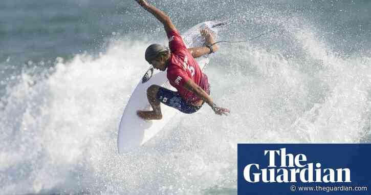 Surfing glides gracefully into Olympics as Igarashi comes home