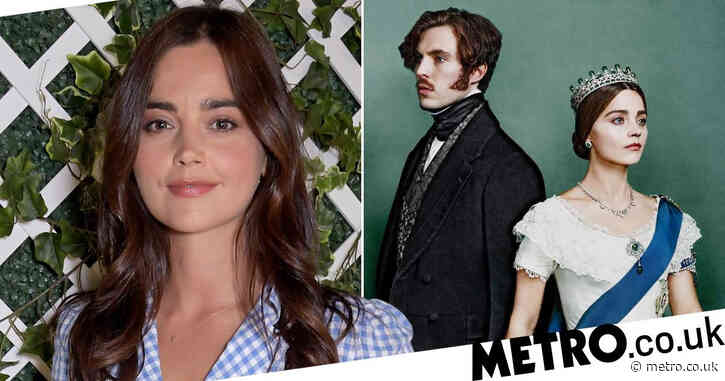 Jenna Coleman's Victoria still on hiatus as ITV says 'no plans presently' for show to return
