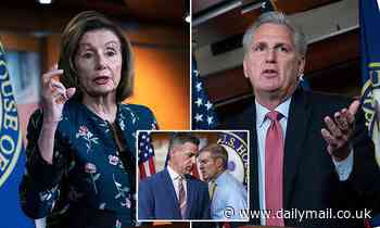 'Expect endless retaliation' GOP warns after Pelosi rejects Republicans appointed to 1/6 committee