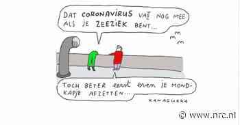Humor en absurdisme in coronatijd volgens Kama en Marc Van Ranst - NRC