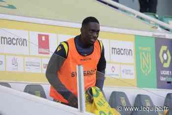 Jean-Kévin Augustin (Nantes) buteur avec la réserve - L'Équipe.fr