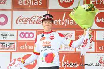 Florian Vermeersch wint bergklassement