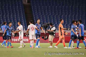 Cae el Tri ante Japón en futbol masculino; obligado al triunfo ante Sudáfrica - La Jornada San Luis