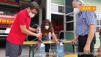 Keim im Trinkwasser: Wasser-Angebot der Feuerwehren wird nur mäßig angenommen