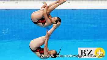 Bronze-Gewinnerinnen Punzel/Hentschel: Alles für den Erfolg