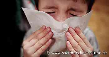 Kinderärzte aus dem Kreis Merzig-Wadern zu viralen Infekten von Kindern - Saarbrücker Zeitung