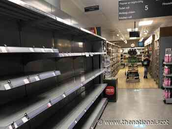 Retailers blame Brexit as food shortages sweep across Scotland's stores - The National