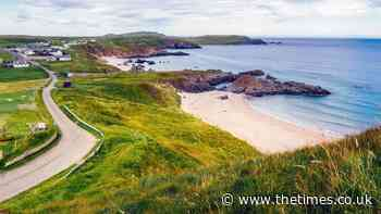 The North Coast 500: Scotland's most popular road trip - The Times