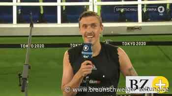 Live in der ARD: Max Kruse macht Freundin Heiratsantrag