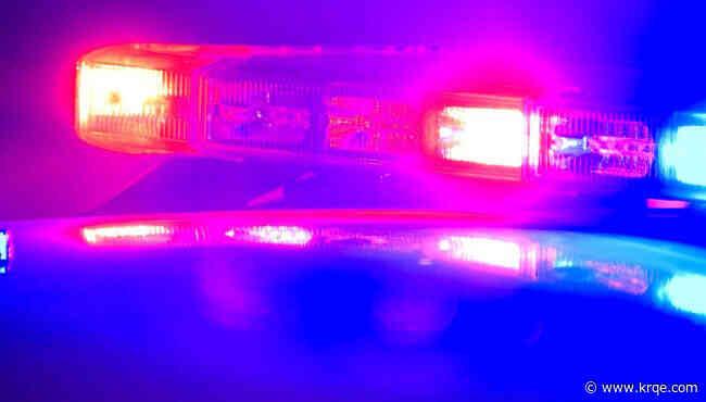 Homicide detectives on scene at NE Albuquerque apartment complex