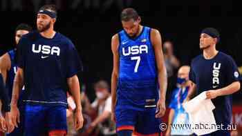 France end Team USA's 25-match Olympic basketball winning streak