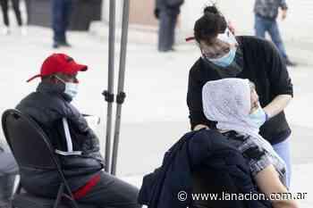 Coronavirus en Argentina: casos en Rosario Vera Peñaloza, La Rioja al 25 de julio - LA NACION