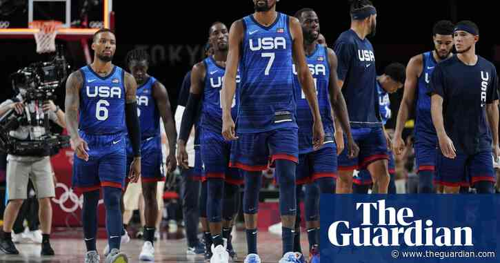 US men's basketball team lose at Olympics for first time since 2004 as France shock