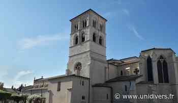Visites libres de l'Abbatiale Notre-Dame Abbatiale Notre-Dame samedi 18 septembre 2021 - Unidivers