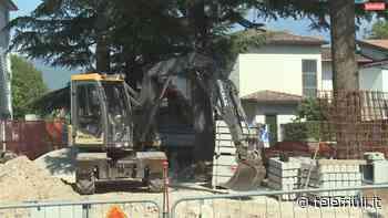 Strade in sicurezza a Campoformido grazie a nuove asfaltature tra Bressa e il capoluogo - Telefriuli