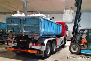 Stad stuurt 750 zandzakjes richting zwaar getroffen gemeente... (Mechelen) - Gazet van Antwerpen