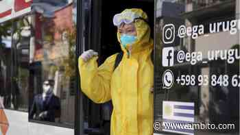 El coronavirus fue la principal causa de muerte en Uruguay en lo que va del año - ámbito.com
