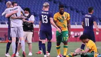 Olympics football: South Africa will show Mexico 'what we are capable of' - Notoane after France defeat