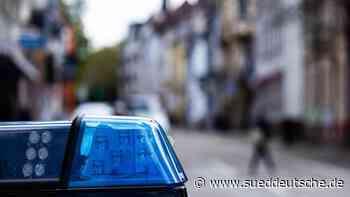 Polizei: Mögliche Amok-Tat verhindert: Festnahme - Süddeutsche Zeitung