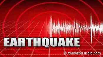 Earthquake of 4.0 magnitude jolts Sikkim`s Gangtok, tremors felt in Darjeeling