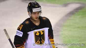 Bericht: Adler Mannheim holen Nationalspieler Bergmann
