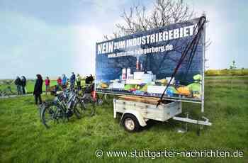 Bürgerentscheid in Dettingen - Industriegebiet Hungerberg auf der Kippe - Stuttgarter Nachrichten