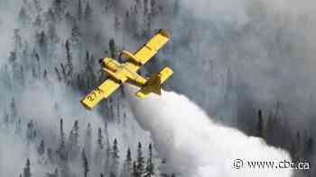 More than 130 forest fires burning in northwestern Ontario Sunday