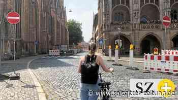 Achtung Radfahrer, hier wird's in Braunschweig teuer! - Salzgitter Zeitung