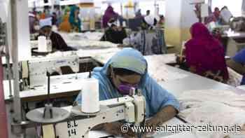 Warnungen vor Verschlechterung in Modefabriken Bangladeschs - Salzgitter Zeitung