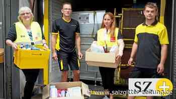 Aus Salzgitter gehen tonnenweise Hilfsgüter an Flutopfer - Salzgitter Zeitung