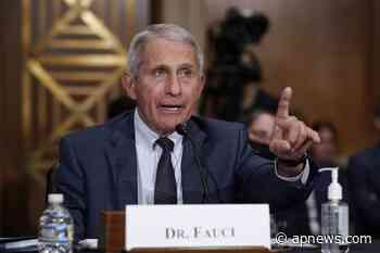 Fauci says US headed in 'wrong direction' on coronavirus - Associated Press
