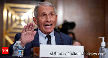 Fauci says US headed in 'wrong direction' on coronavirus - Times of India