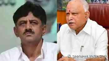 Let's go for polls, let people decide: Karnataka Congress chief DK Shivakumar challenges Yediyurappa government