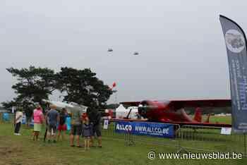 Aeroclub Keiheuvel lokt veel volk naar tiende editie Fly-in