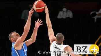 Ernüchternde Schlussminuten für deutsche Basketballer