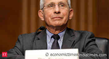 Fauci says US headed in 'wrong direction' on coronavirus - Economic Times