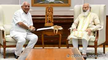 No message from BJP top brass! Suspense builds on BS Yediyurappa`s replacement