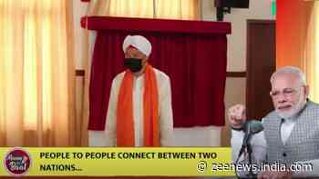 Mann ki Baat: PM Modi lauds Singapore counterpart inaugurating historic Gurudwara