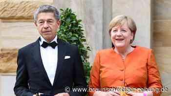 Festspielstart in Bayreuth: Applaus für Merkel