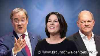 Bundestagswahl 2021: Union weiterhin unter 30 Prozent