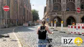 Achtung Radfahrer, hier wird's in Braunschweig teuer! - Braunschweiger Zeitung