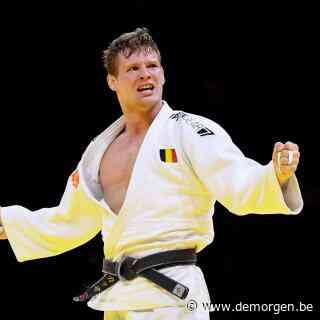 De beste judoka van België droomt van goud: 'Elke training ga ik door de muur'
