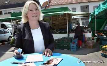 Nellmersbacherin Astrid Loff: Schwaikheim hat eine Bürgermeisterkandidatin - Schwaikheim - Zeitungsverlag Waiblingen