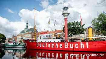 Unglaubliche Tat in Emden: Polizei ermittelt nach Bohr-Attacke auf Feuerschiff weiter auf Hochtouren - Nordwest-Zeitung