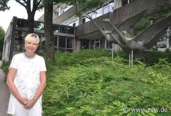 Langjährige Elternbeiratsvorsitzende Ute Haselmeier nimmt am Welzheimer Limes-Gymnasium ihren Abschied - Welzheim - Zeitungsverlag Waiblingen