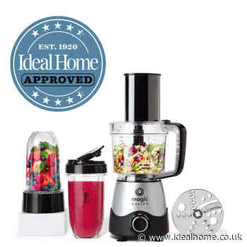 Magic Bullet Kitchen Express food processor review - Ideal Home